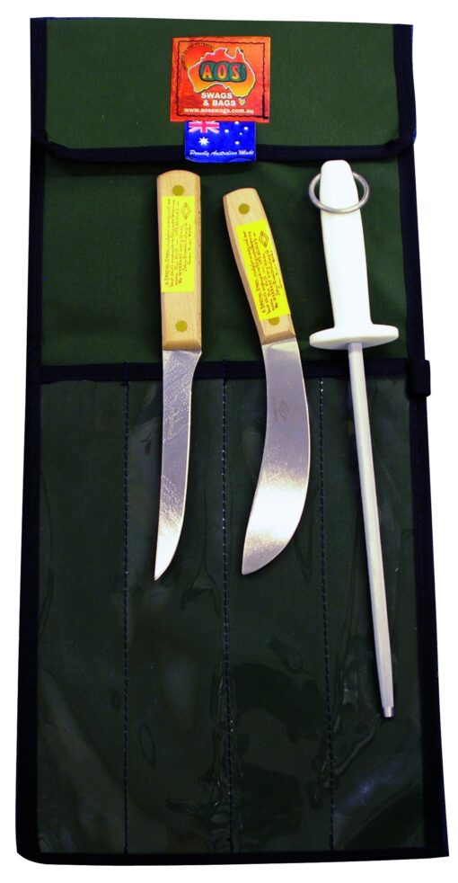 AOS Green River Standard Knife Package