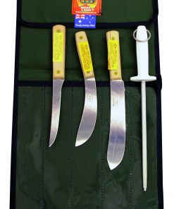 AOS Green River Butcher Knife Package