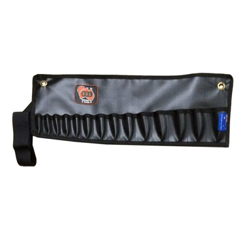 AOS General Tool Roll - Small - Black