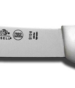 "Sani-Safe Butcher Knife 8"" 04133"