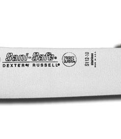 "Sani-Safe Butcher Knife 10"" 04103"