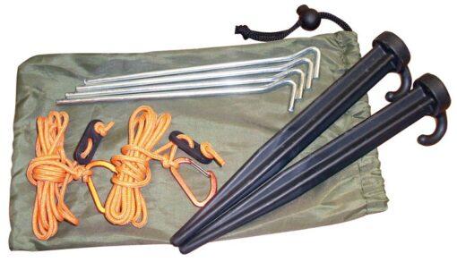 AOS Peg and guy rope kit