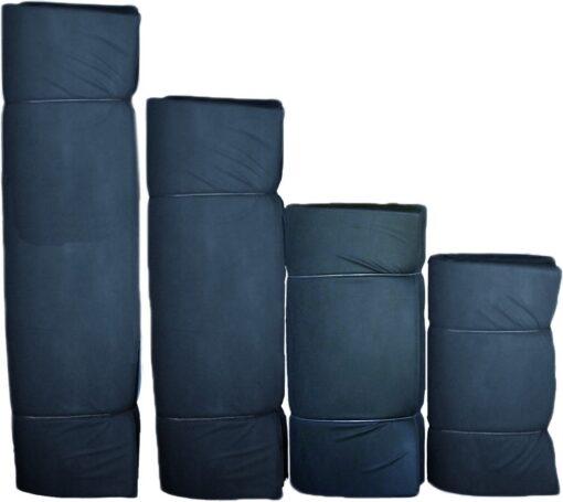 AOS Swag Covered foam mattress SGL