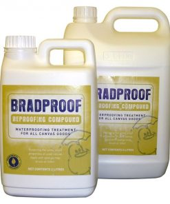 Bradproof Canvas Reproofing Compound
