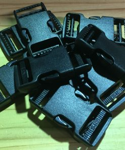 BULK PACKS 19mm Quick release buckle - Plastic