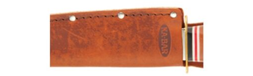 MARINE HUNTER-STACKED LEATHER HANDLE