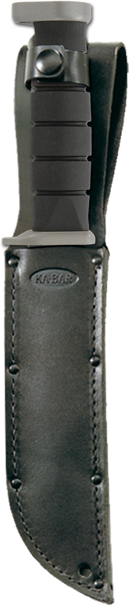 Full Size Black KA-BAR® Straight Edge (1211)