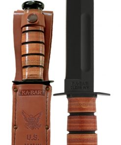 "KA-BAR® US Navy - 7"" Blade Straight Edge (1225)"