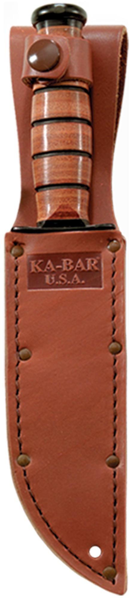 """USA Short KA-BAR® with 5¼"""" Blade (1251)"""