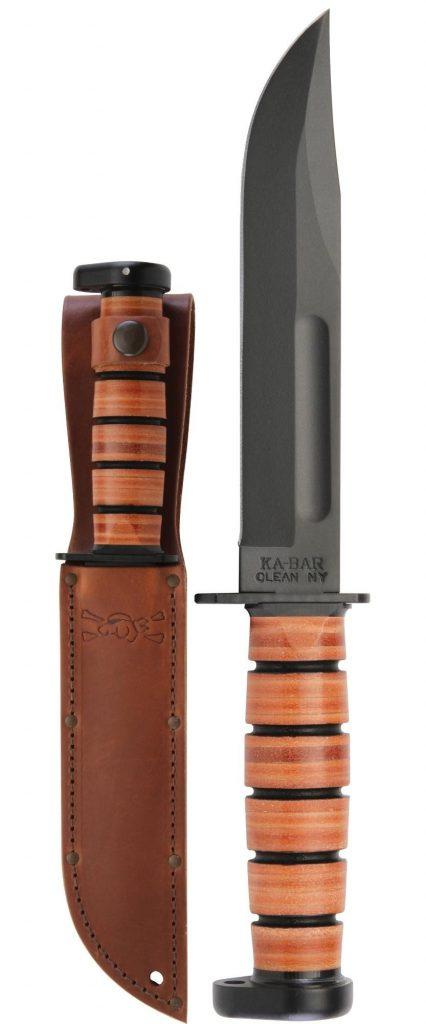 KA-BAR® Dog's Head Utility Knife (1317)