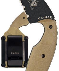 KA-BAR® Original TDI Half-Serrated (1477CB)