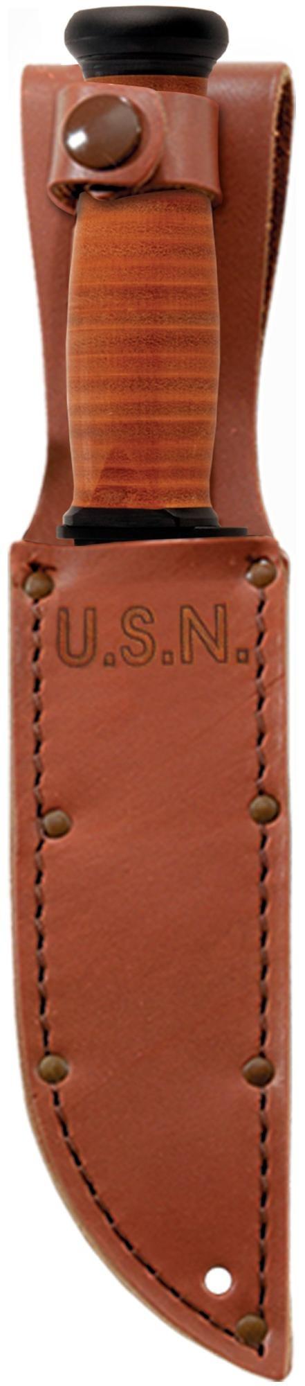 KA-BAR® Mark I with Leather Sheath (2225)