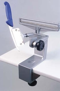 EZESharp Blade Sharpener with 100mm Flip-Over