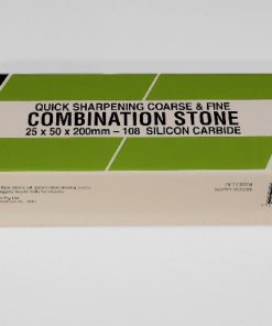 Norton / Bear 108 Silicon Carbide 8″ x 2″ (200 x 50mm) Oil Filled Stone Combination Stone