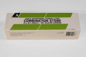 Norton / Bear 108 Silicon Carbide 8″ x 2″ (200 x 50mm) Oil Filled Stone Combination Stone