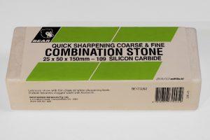Norton / Bear 109 Silicon Carbide 6″ x 2″ (150 x 50mm) Oil Filled Stone Combination Stone