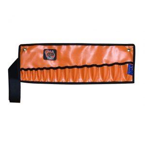 AOS Tool Roll - Small - Orange - PVC