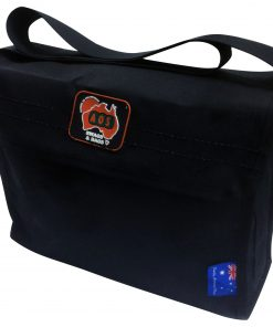 AOS Canvas Tool Bag - Standard - Black