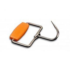 """Dexter Russell Barr Brothers 4 1/2"""" Open Grip Hook Flat Handle 1/4"""" Diameter 42001"""