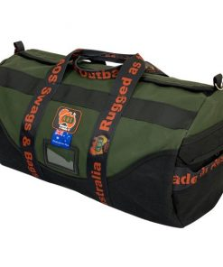 AOS DELUXE CANVAS SPORTS BAG - SMALL