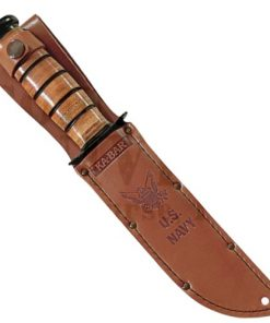 Ka-Bar 1225S US NAVY Sheath – Leather