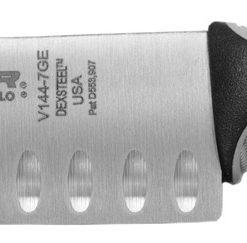 """V144-7GE-PCP 7"""" DUO-EDGE SANTOKU CHEF'S KNIFE"""
