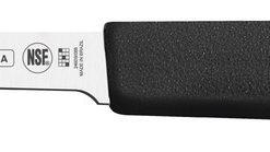 "TRAMONTINA 3"" PAIRING KNIFE PROFESSIONAL BLACK 24625/003"