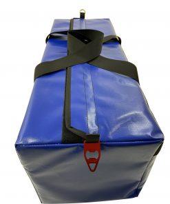 AOS PVC SMALL KIT BAG BLUE