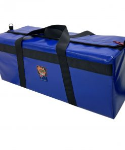 AOS PVC LARGE KIT BAG BLUE