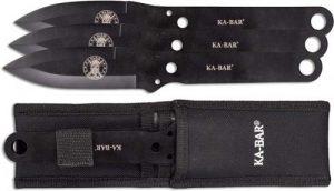 KABAR Throwing Knife Set 1121