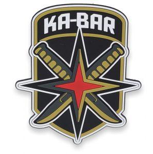 KA-BAR Squadron Patch 2