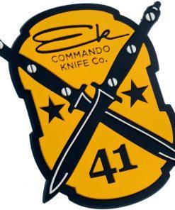 KA-BAR EK Commando Patch EKPATCH1