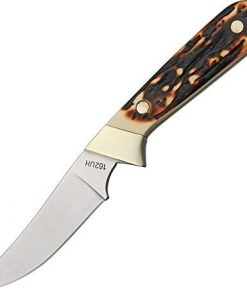 "Uncle Henry 162UH Wolverine Fixed Blade Knife 3.5"" Satin"