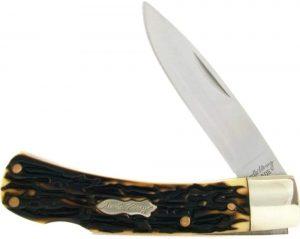 UNCLE HENRY 5UH BRUIN LOCKBACK FOLDING KNIFE
