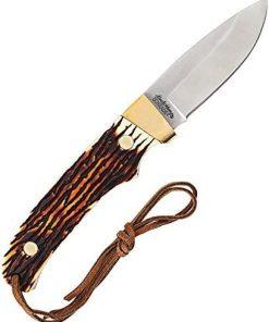 Uncle Henry PH2N Mini Pro Hunter Full Tang Fixed Blade Knife