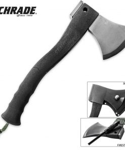 Schrade SCAXE2L Survival Axe large