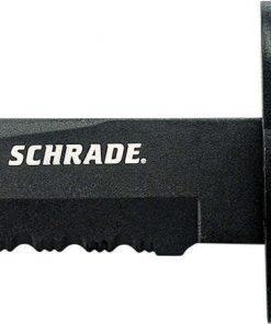 Schrade SCHF6 Extreme Survival M-9 Bayonet Fixed Blade TPR Handle