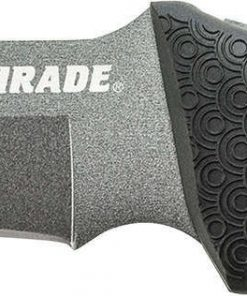 Schrade SCHF9 Extreme Survival Full Tang Drop Point Fixed Blade TPE Handle